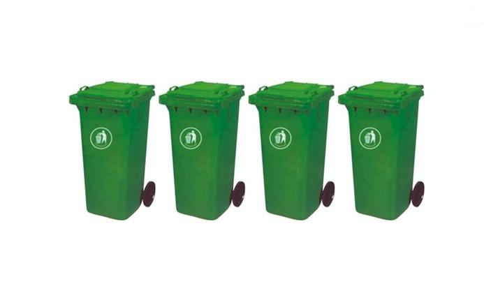 巢湖:1300个标准240升塑料垃圾桶下月上岗